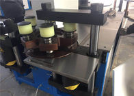 CNC Busbar Machine With Punching Bending Cutting Function Turret Structure