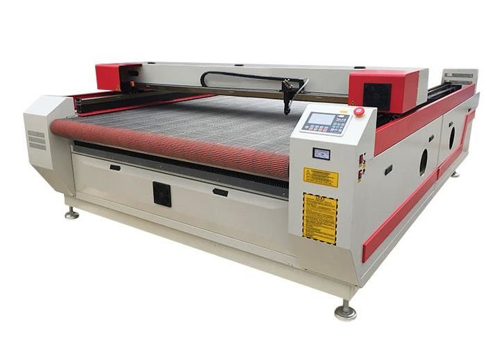 1325 CO2 Tombstone Laser Engraving Cutting Machine , 130W CNC Laser Wood Cutter